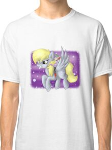 Derpy Hooves Sir Spike Classic T-Shirt