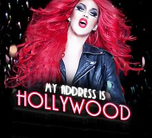 Adore Delano - My Address Is Hollywood by Am3ricano