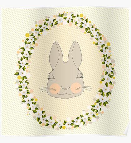 Lady Rabbit  Poster