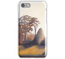Contrary sunset iPhone Case/Skin