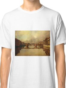 Once Upon A Time In Florence Classic T-Shirt