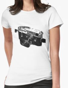 Leica M4 Womens Fitted T-Shirt