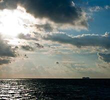 Cruising the Caribbean by Dan Lauf
