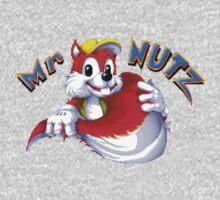 Mr. Nutz One Piece - Long Sleeve