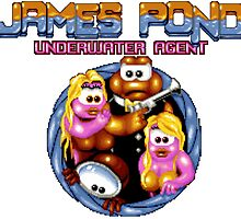 James Pond by Lupianwolf