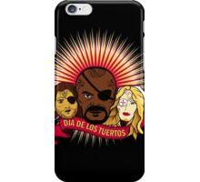 Dia de los Tuertos iPhone Case/Skin