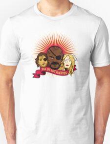 Dia de los Tuertos Unisex T-Shirt
