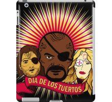 Dia de los Tuertos iPad Case/Skin