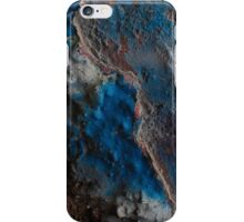 Faults, Eroded iPhone Case/Skin