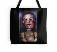 Babydoll - Spooky Old Doll Tote Bag