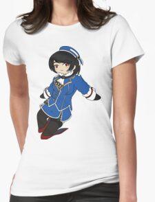 Heavy Cruiser Takao Womens Fitted T-Shirt
