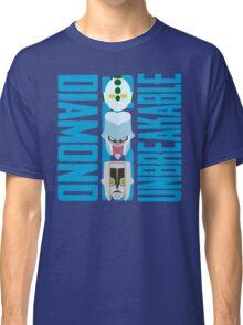 Diamond is Unbreakable Classic T-Shirt