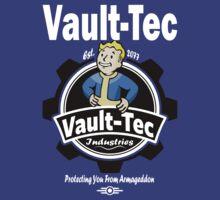Vault Tec Industries by Tee-O-Rama
