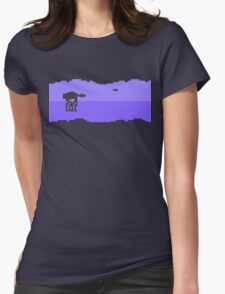 Hoth Womens Fitted T-Shirt