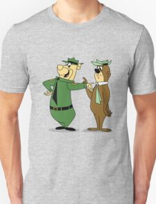 Bear-Faced Ranger Unisex T-Shirt
