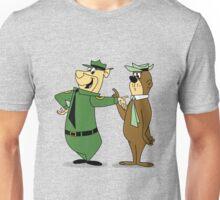 Bear-Faced Ranger Unisex T-Shirt