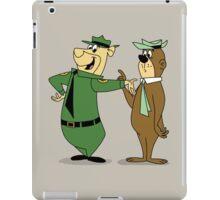 Bear-Faced Ranger iPad Case/Skin
