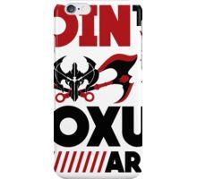 Noxus army iPhone Case/Skin