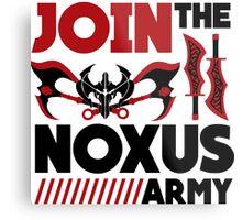 Noxus army Metal Print