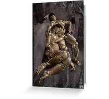 Gothic Photography Series 221 Greeting Card