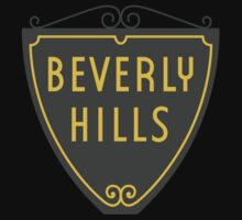 Beverly Hills Sign, Los Angeles, California by worldofsigns