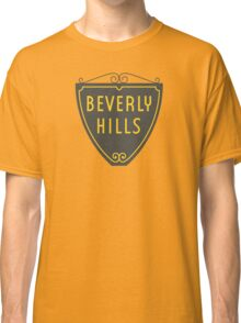 Beverly Hills Sign, Los Angeles, California Classic T-Shirt