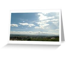 Giotto Dump Site 7.0 - Nakuru Greeting Card