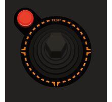 Atari Controller Photographic Print