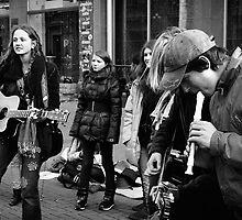 Clarinet by Roman Naumoff