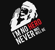 MGS07 - SALUTE, NO HERO Unisex T-Shirt