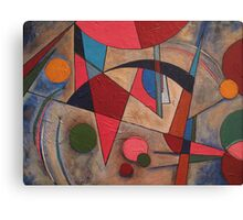 AbstractArcs Canvas Print