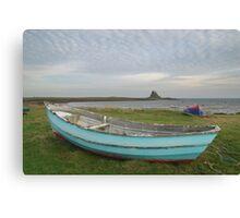 Across Lindisfarne Canvas Print