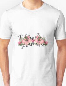 flower feminist T-Shirt