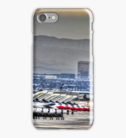 Sunset on the Strip iPhone Case/Skin