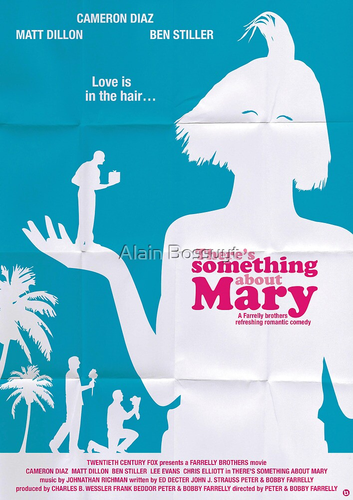 There's Something About Mary by AlainB68