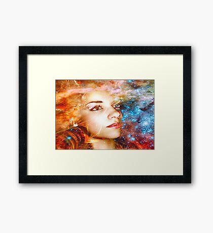 Journey to the Stars Framed Print