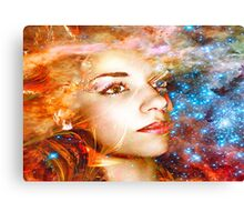 Journey to the Stars Canvas Print