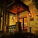 A Warm Summer Night In Charleston by Kathy Baccari