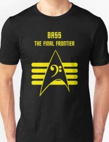 Bass -- The Final Frontier Unisex T-Shirt