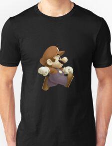 Sepia Mario Unisex T-Shirt