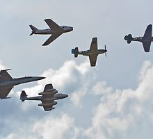 Australia's Airforce! by Bruce Campbell