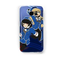 Heavy Cruiser Sisters Samsung Galaxy Case/Skin