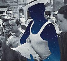 Starman by mrsaraneae