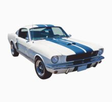 1965 GT350 Mustang Muscle Car One Piece - Long Sleeve