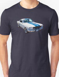 1965 GT350 Mustang Muscle Car Unisex T-Shirt
