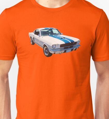 1965 GT350 Mustang Muscle Car Unisex T-Shirt