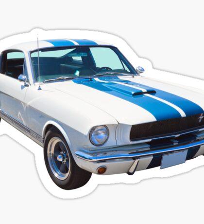 1965 GT350 Mustang Muscle Car Sticker