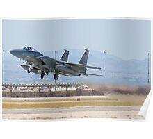 AF 78-0473 F-15C Eagle Poster