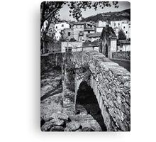 Liguria - Italy Canvas Print