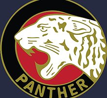 Panther Motorcycle Logo by Midwestern